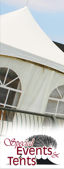 Special Events and tents Windsor Essex County